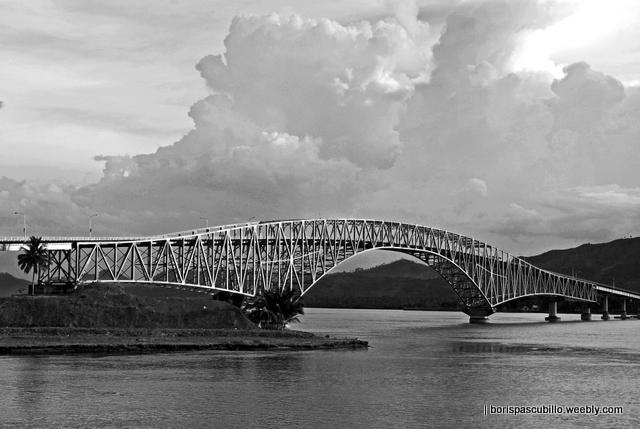 Broken Bridge clipart tulay Landed homeland 0 leyte Comments