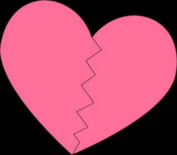 Hearts clipart favorite Art Clip Heart Image Broken