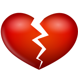 Broken Heart clipart Panda  Clipart Free broken%20heart%20clipart%20black%20and%20white