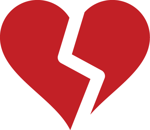 Broken Heart clipart Best Heart ClipArt Broken Broken