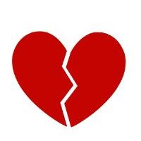 Broken Heart clipart Art Heart clip Broken Clipart