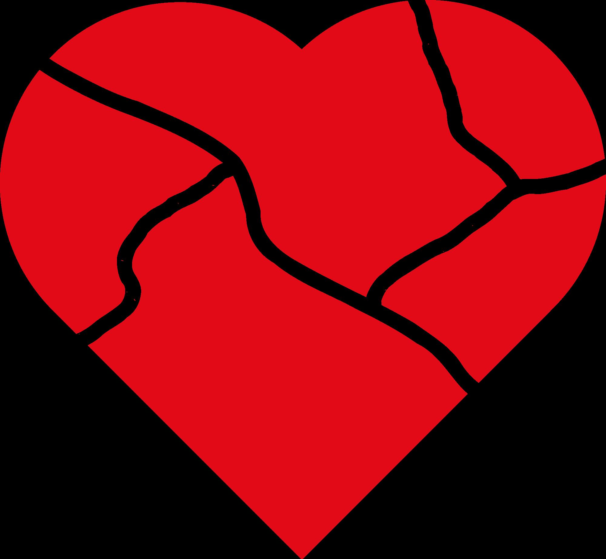 Broken Heart clipart small Svg symbol Commons Wikimedia File:Broken
