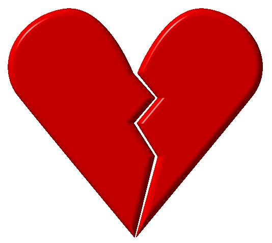 Broken Heart clipart small · Clipart clipartsgram clipart com