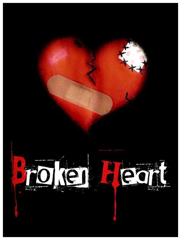 Broken Heart clipart valentine's day dance Heart leav Lang Best drawings