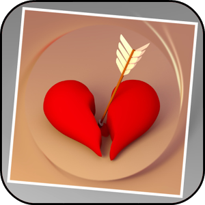 Broken Heart clipart valentine's day dance Google Cover Quotes Apps Android