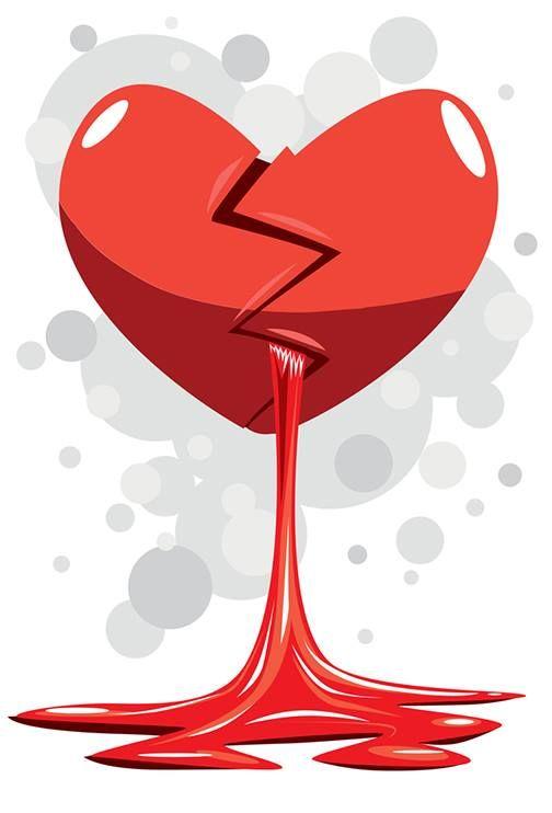 Broken Heart clipart valentine's day dance On heart Brocken Pinterest com/pages/