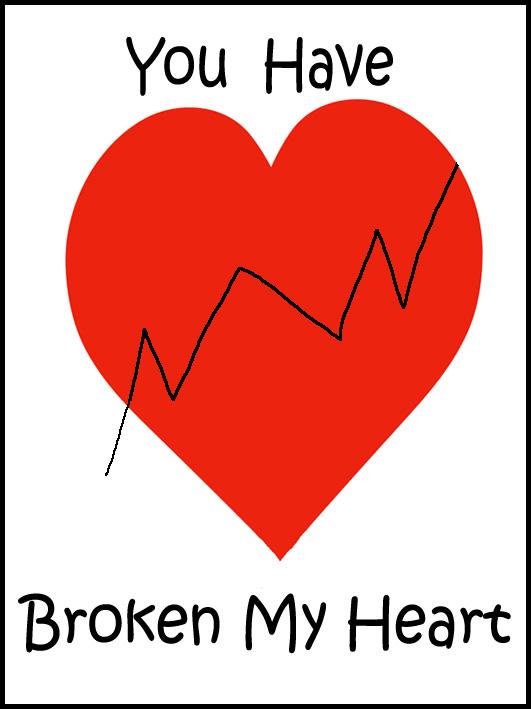 Broken Heart clipart valentine's day dance Valentine you valentine cards greeting