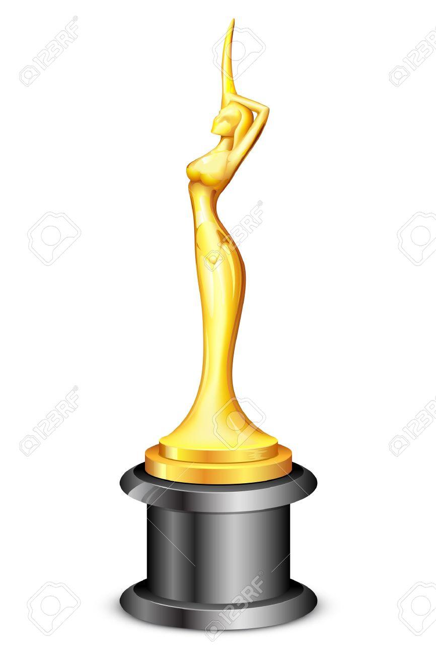 Oscar clipart background #2