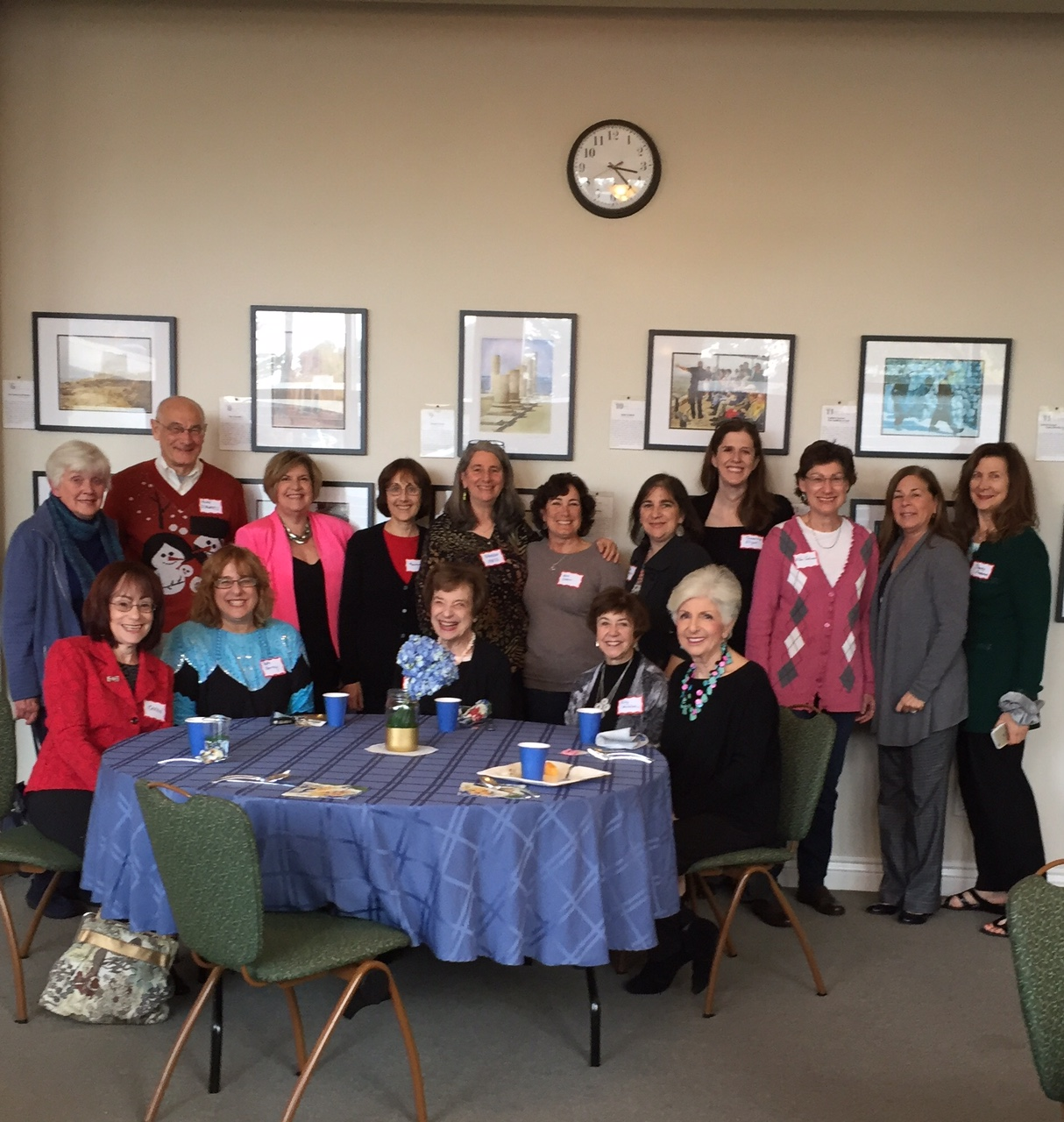 Brotherhood clipart social committee Directory Peninsula Committee El Member