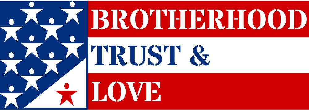 Brotherhood clipart trust Love Brotherhood & Trust