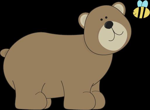 Brown Bear clipart Clip Bear Bear and Brown