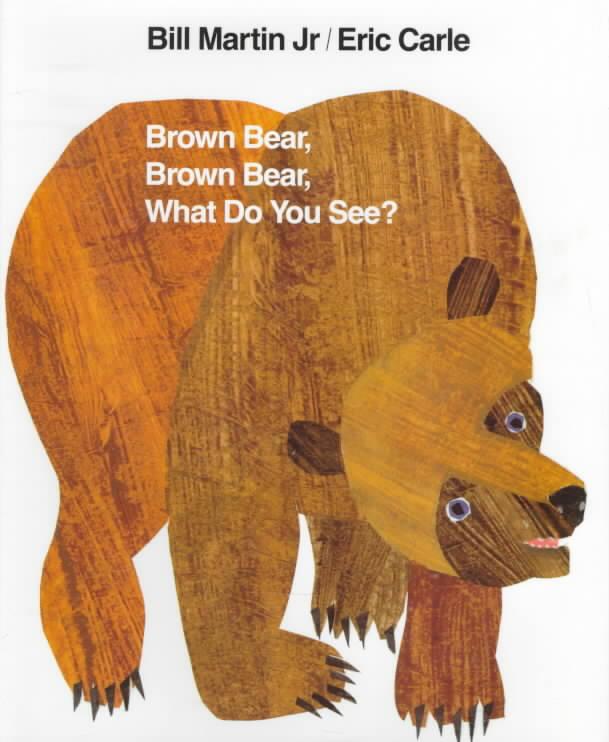 Brown Bear clipart book Brown Classic Bear A Bear