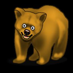 Brown Bear clipart funny bear IconBug Funny PNG com Bear