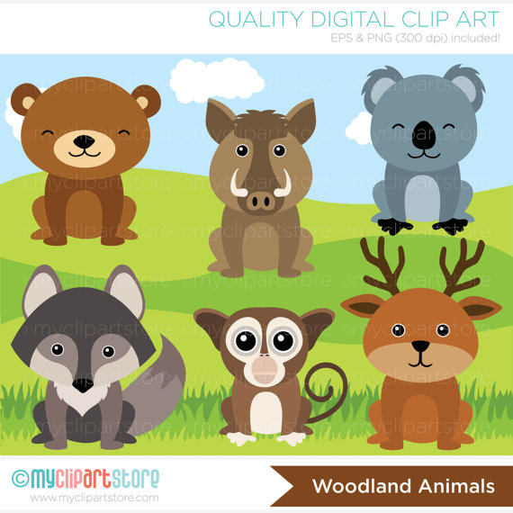 Brown Bear clipart bee  Animals boar Woodland Animals