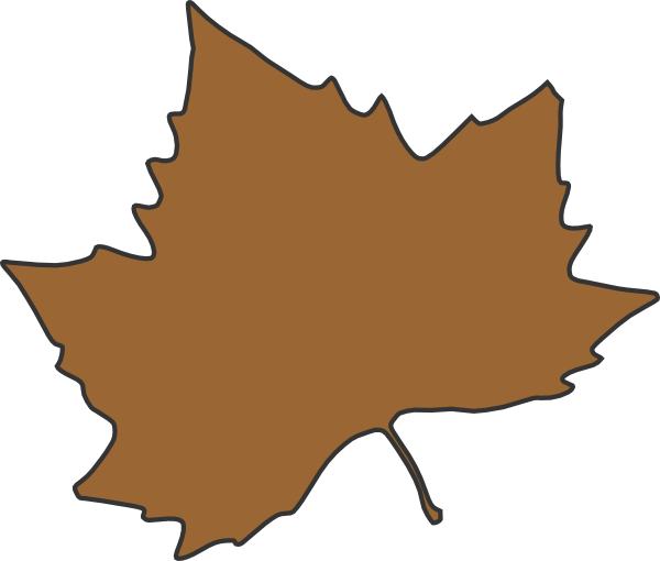 Brown clipart Fall Images Brown brown%20clipart Leaf