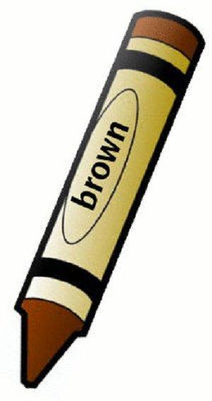 Brown clipart Art Clip Brown Brown Download