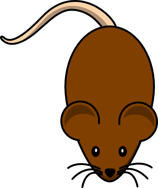 Rat clipart mean #2