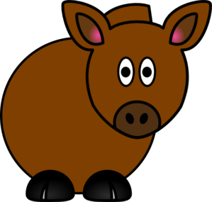 Brown clipart baby horse Cute%20baby%20horse%20clipart Clipart Free Baby Cute