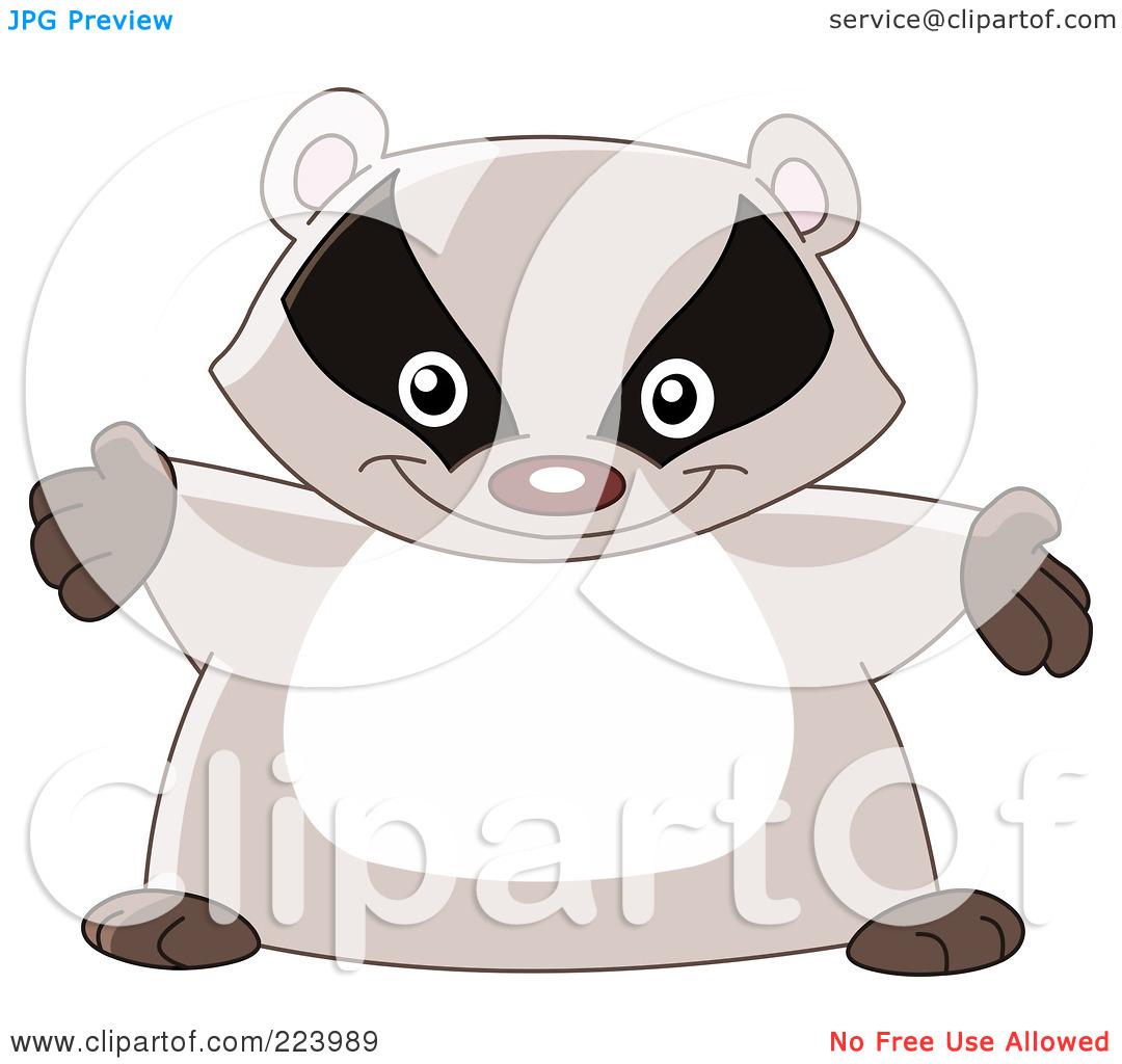 Brown clipart badger Free Clipart Badger Images badger%20clipart%20