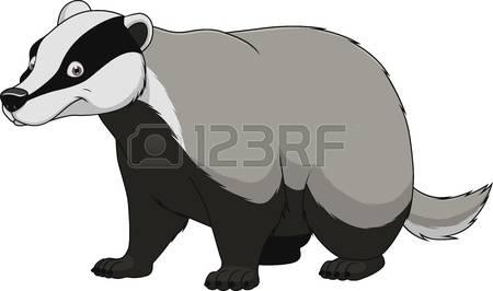 Badger clipart mascot Clipart Badger Clipart 5 Badger