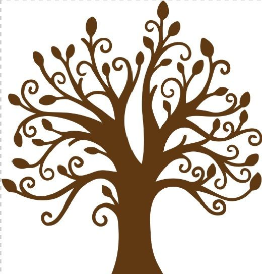 Brown clipart bare tree 1s on images best Pinterest