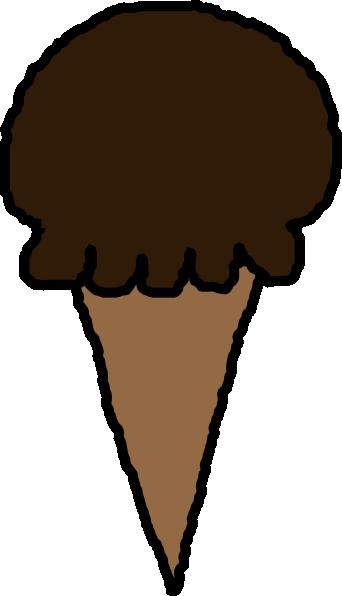 Ice Cream clipart brown Clipart Ice Chocolate Clipart Cream