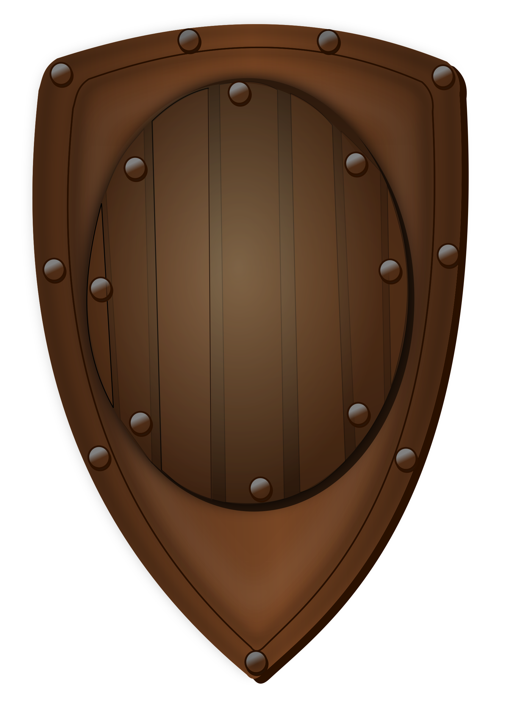 Brown clipart shield Shield hatalar205 shield by Clipart