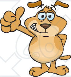 Brown clipart thumbs up Clipart  Thumbs Up Deer
