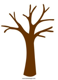 Brown clipart tree trunk Sun crafts Leaf Paper and