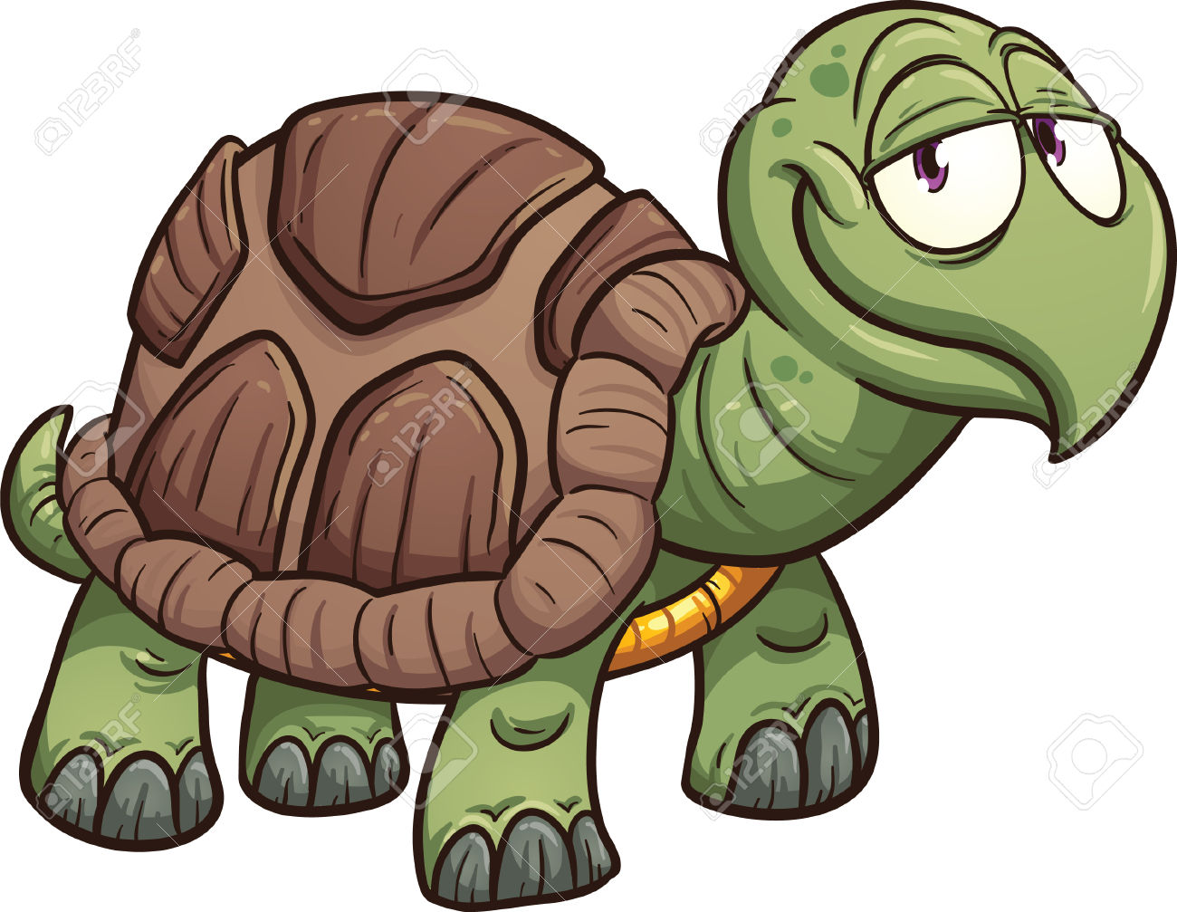Brown clipart turtle Turtle clipart clipart praying praying