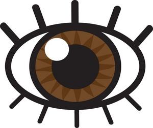 Squash clipart eye Images White Free Art Eye