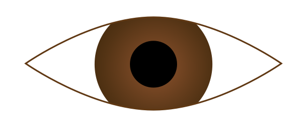Brown Eyes clipart Clipartion Eyes Brown Clipart Clipart
