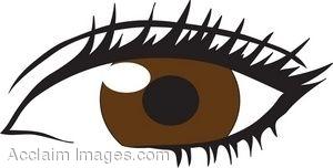 Brown Eyes clipart big eye Eyes Clipart Big com Brown