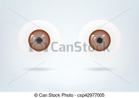 Brown Eyes clipart visual Brown material brown Clipart pupil