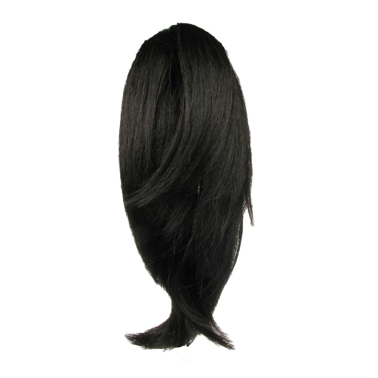 Brown Hair clipart black hair wig Wig Hair hair Brown Clipart