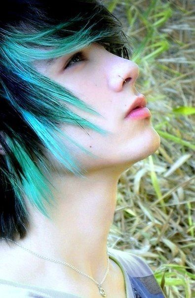 Brown Hair clipart emo hair Images Pinterest Smexy and more