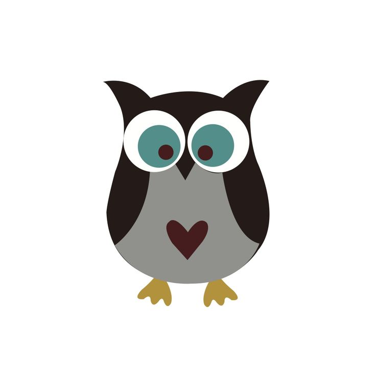 Brown Hawk Owl clipart sketch Owl svg Download Brown Download