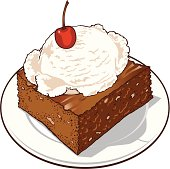 Brownie clipart square cake Me Clipart Graphics 24 ala