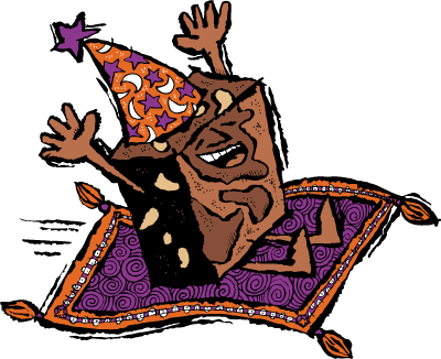 Brownie clipart chocolate brownie Zingerman's Brownies magic and Bakehouse