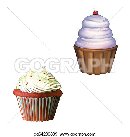 Brownie clipart cupcake Cakes with cupcakes Cakes brownie