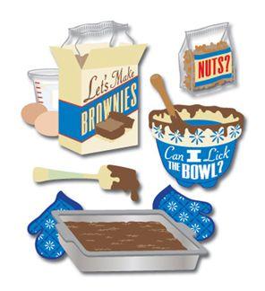 Brownie clipart food On 3 EK Jolee's images