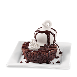 Brownie clipart la mode Menu Treats Brownie Chocolate DQ