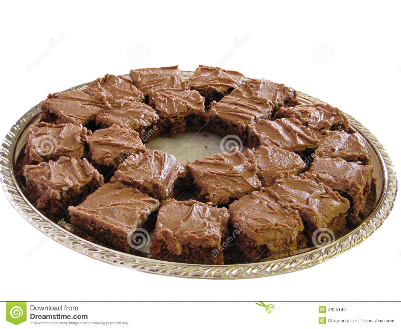 Brownie clipart pan brownie 24693 In Brownies collection Clipart