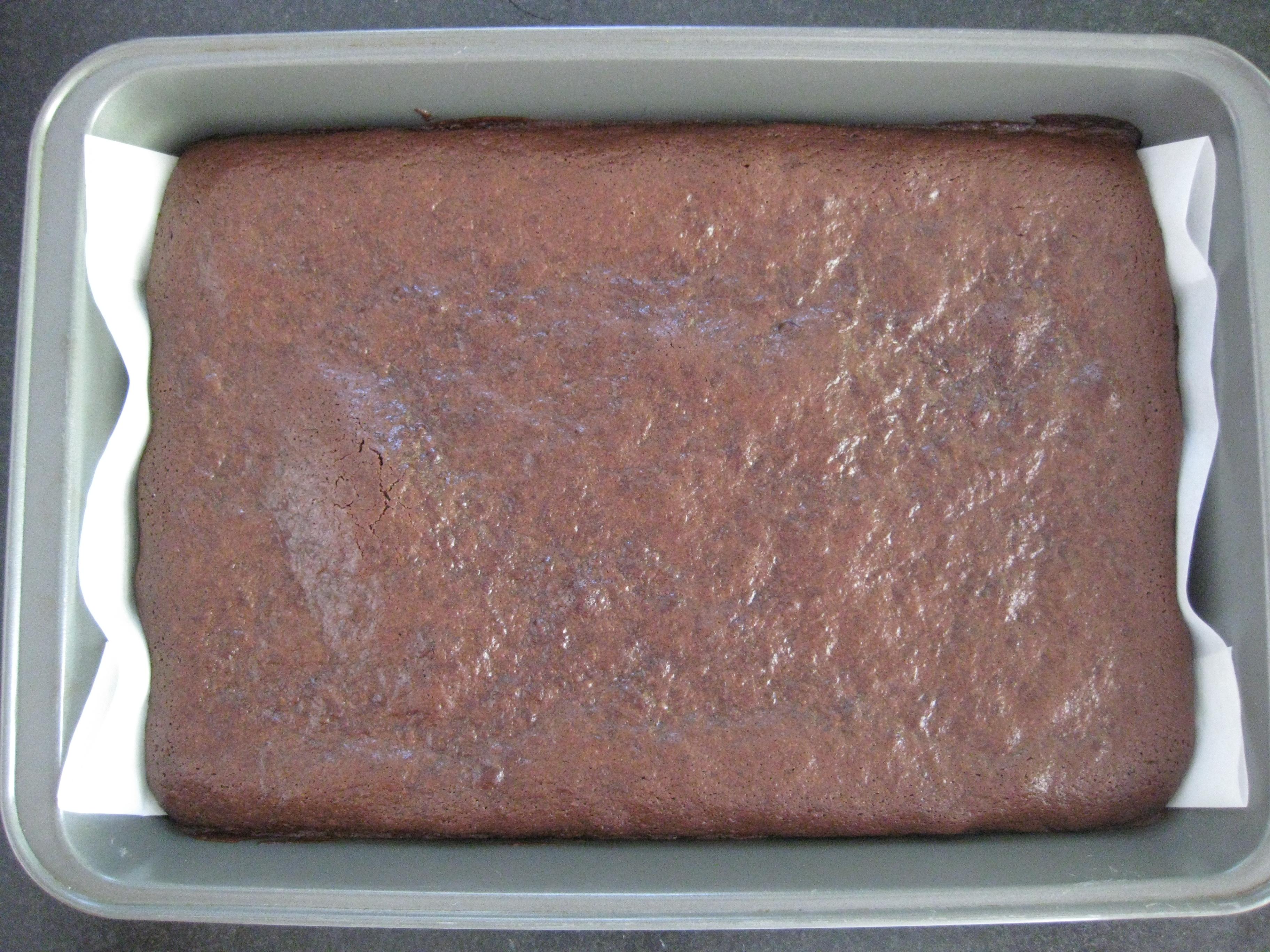 Brownie clipart pan brownie And not brownie fudgey created