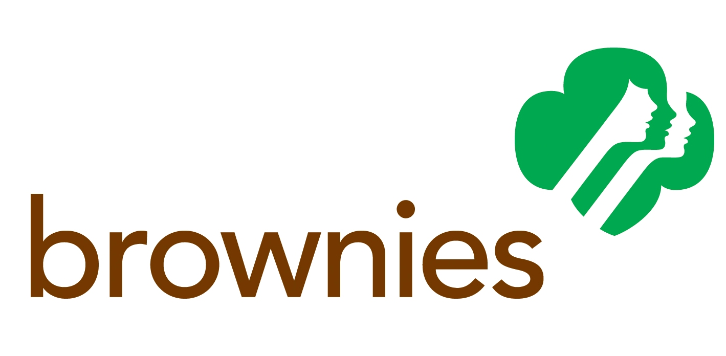 Brownie clipart scout Clip logo art clipart Brownie