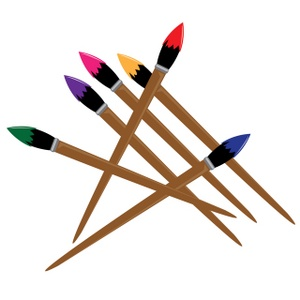 Brush clipart Image Paintbrush Cliparting at paint