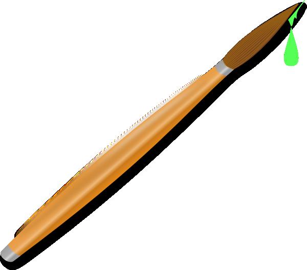 Larger clipart paintbrush Clipart Clipartix paint paint clip
