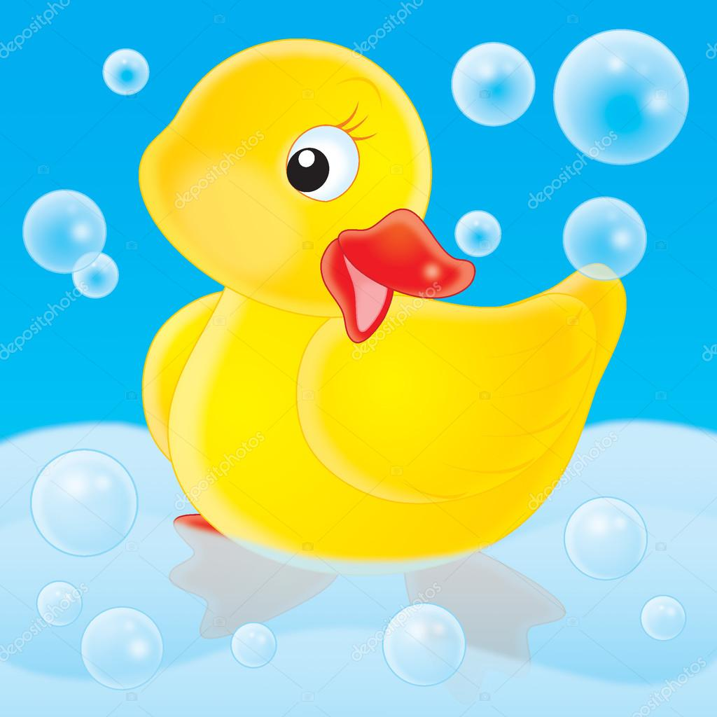 Bubble clipart duck In posing by Cute a
