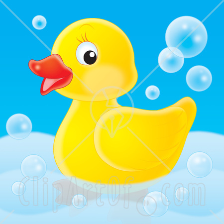 Bubble clipart duck Clip With Art duck Duck