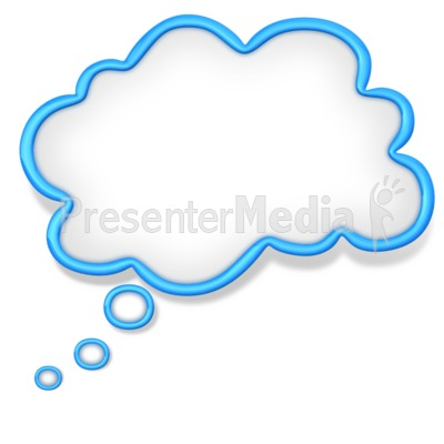 Clouds clipart text  for Great Clipart Presentation